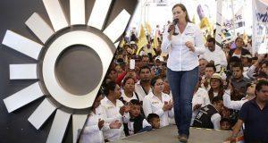 Votos del PRD a Martha Erika, decisivos para que gane: CEN