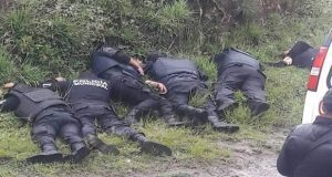 Caen 2 mandos de Amozoc que fueron denunciados por policías ejecutados