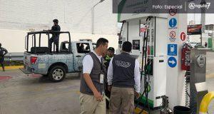 Con Gendarmería, Profeco inmoviliza otras 2 gasolineras por irregularidades