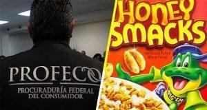 """¡Cuidado! Retiran del mercado cereal """"Honey Smacks"""" por salmonela"""