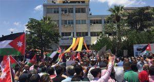 Protestas en Jordania echan para abajo algunos aumentos de impuestos