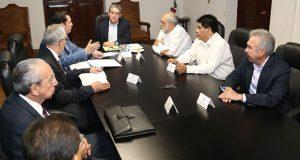 SGG y partidos se reúnen para reforzar seguridad de candidatos