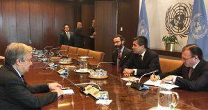 México acude ante ONU para frenar separación de migrantes en EU