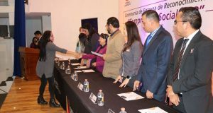 SSP y UVP reconoce a 569 internos por participar en 22 talleres