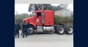 SSP rescata 4 víctimas de asalto y recupera 4 vehículos robados