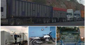 SSP recupera 9 vehículos, 6 unidades de carga y 2 dollys en Puebla