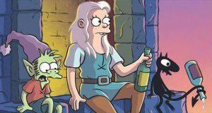 (Des)encanto, nueva serie de creador de Los Simpson y Futurama