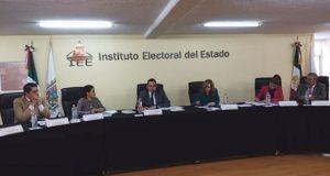 IEE aprueba debate por alcaldía de Puebla