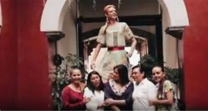Claudia Rivera y candidatas de Morena a diputaciones lazan spot