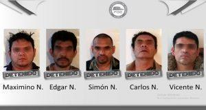 Capturan a 5 sospechosos de asesinar a candidata y regidora del PVEM