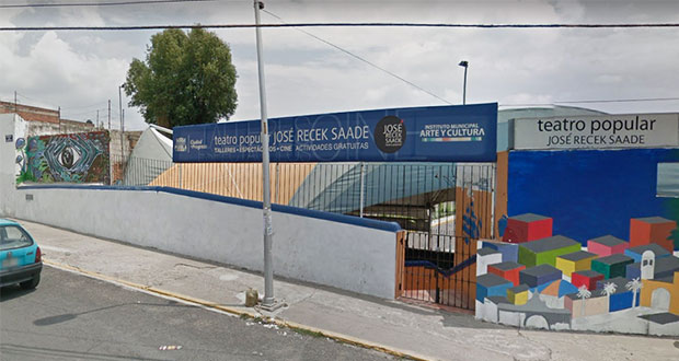 Teatro José Recek, sin rehabilitación tras sismo, denuncian