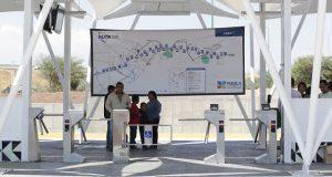 Gobierno también modernizará terminal en Tlaxcalancingo de L1 de RUTA