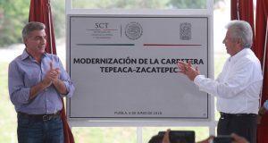 Inauguran modernización de Anillo Periférico Ecológico y ciclopista