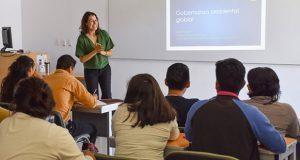 Imparten cátedra de gobernanza ambiental para generar diálogo
