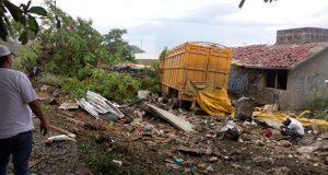 Suman 7 muertos y 9 heridos tras embestida de tráiler en Chipas
