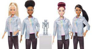 Lanzan Barbie ingeniera robótica para promover diversidad laboral