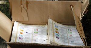 De nuevo, reportan robo en Oaxaca de 1,770 boletas electorales