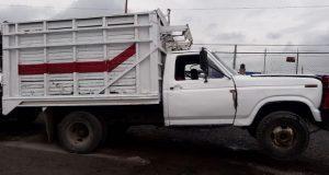 SSP asegura 9 vehículos con 3 mil litros de combustible robado