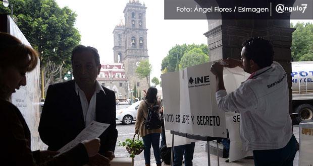 Ubica la casilla a la que puedes acudir en Puebla si no estás en tu distrito