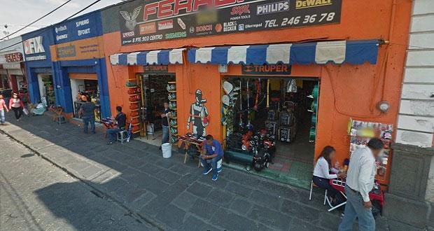 En impunidad, sigue mercado de negro de celulares en pleno Centro Histórico