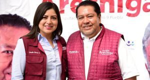 México vive su proceso electoral más equitativo: Claudia Rivera