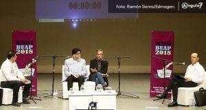 De 5 candidatos al Senado, solo Lastiri y Armenta van a debate de alumnos BUAP