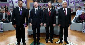 INE recibe más de 6 mil preguntas a presidenciables para 3er debate