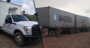 SSP decomisa 11 vehículos y mil 500 litros de huachicol en Puebla