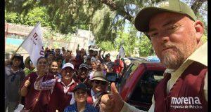 Denuncian desaparición de candidato de Morena a alcaldía en Coahuila