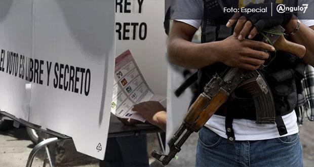 Cerraron 21 casillas de Puebla por violencia el 1 de julio; 31 en el país