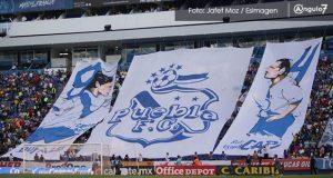 Club Puebla anuncia el cambio de su escudo; retoma la franja