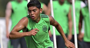 Club Puebla adquiere a campeón Sub 17 Jonathan Espericueta