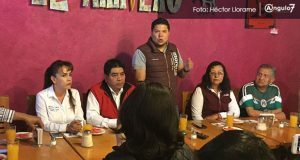 """Denuncian Morena y PT robo de boletas en Libres y """"guerra sucia"""" en Atlixco"""
