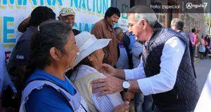 Fortalecen medidas de seguridad en el Popocatépetl, informa Gali