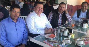 Juárez propone a COE coordinarse con gobierno para crear empleos