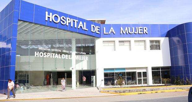 Tras aumentar su peso, egresan cuatrillizas del Hospital de la Mujer