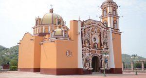 Reabren iglesia en Tecomatlán afectada por sismo de 19-S de 2017