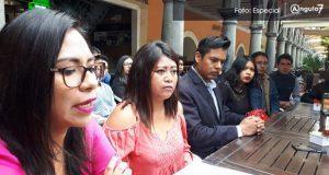Renuncian 300 jóvenes a la militancia del PRD estatal y apoyarán a Morena