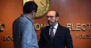 Pese a alerta de Segob por violencia, INE Puebla afirma que no peligra la elección