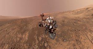 Por su composición, Marte pudo albergar vida: NASA