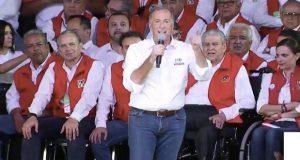 """Meade llama a razonar voto en veda y advierte sobre """"peligro"""" de AMLO"""