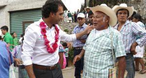 Michel Chaín promete semillas y maquinaria en apoyo al campo