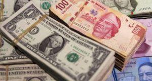 Dólar aumenta 30 centavos y llega a 20.85 pesos