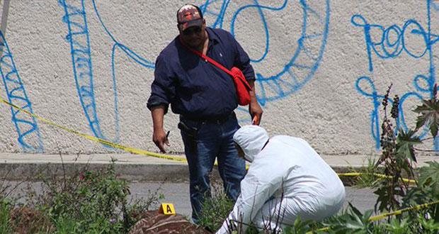 Otra vez abandonan cadáver encobijado, ahora en Cuautlancingo; van 3 en un mes