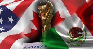 México, Estados Unidos y Canadá serán sedes del Mundial 2026