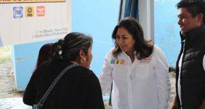 Mayoría de políticos sólo buscan enriquecerse: Nadia Navarro