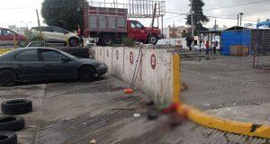 """Muere """"naranjita"""" tras ser atropellada en el mercado Zapata"""