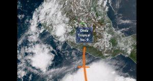 Prevén lluvias en centro, occidente y sur del país para elecciones