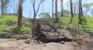 INAH confirma y explora zona arqueológica en cerro de Amalucan