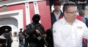 Operativo sospechoso de SSP en Serdán favorece a Morales: Doger